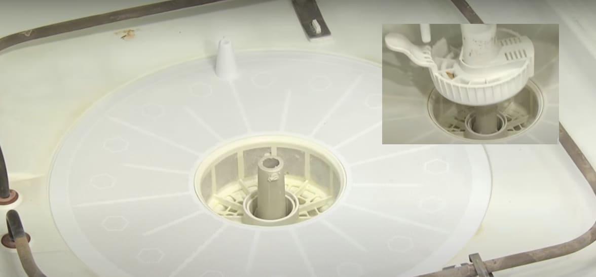 Code d'erreur du lave vaisselle Frigidaire I30 Nettoyer le filtre